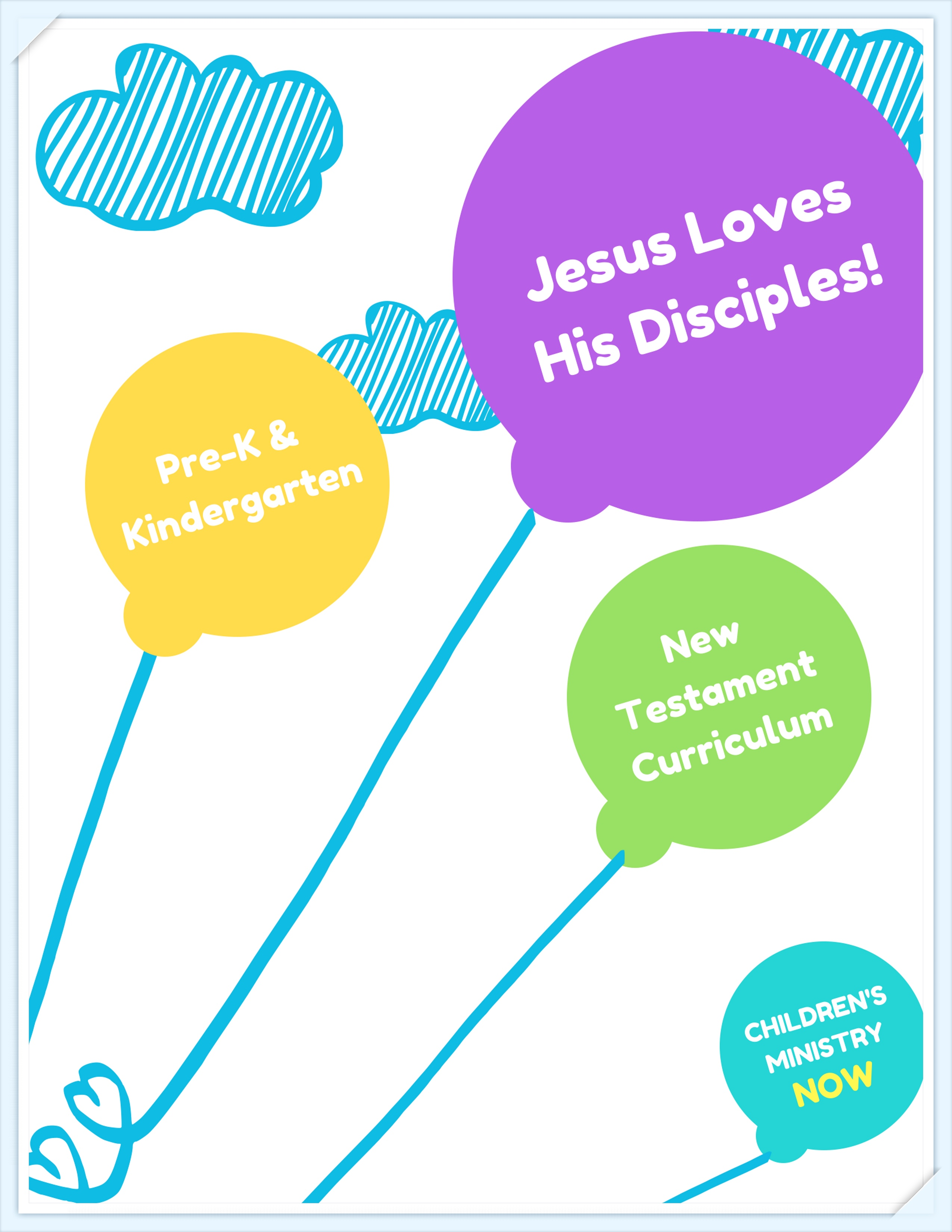 Curriculum - Children's Ministry Now - Pre-K to 4th Grade